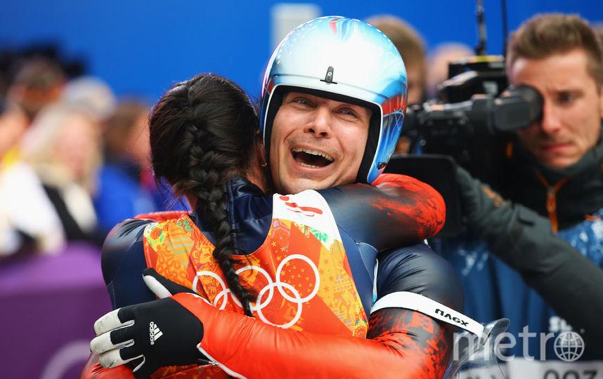 Татьяна Иванова и Альберт Демченко лишены медалей Сочи-2014. Фото Getty
