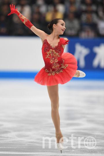 Ожидается, что Загитова будет главной соперницей Медведевой. Фото Getty