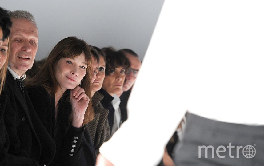 Карла Бруни - фотоархив. Фото Getty
