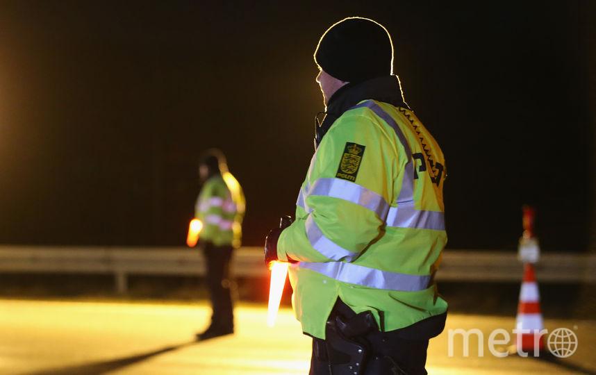 Полиция Дании. Фото Getty