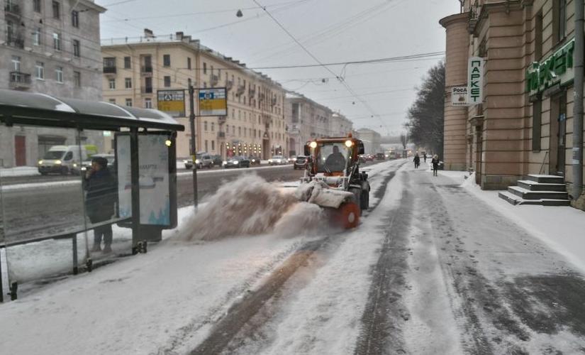 В дома Ленобласти частично вернулось электроснабжение. Фото Фото gov.spb.ru