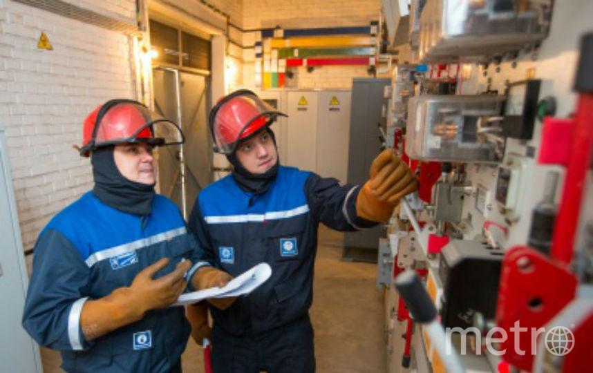 В дома Ленобласти частично вернулось электроснабжение. Фото http://lenenergo.ru
