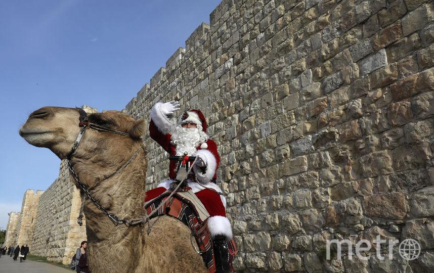 Старый город Иерусалима. Фото AFP