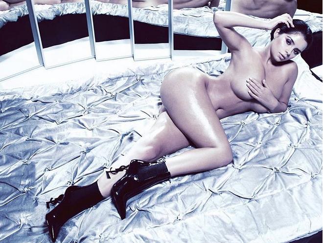 Деми Роуз - фотоархив. Фото Скриншот www.instagram.com/demirosemawby/