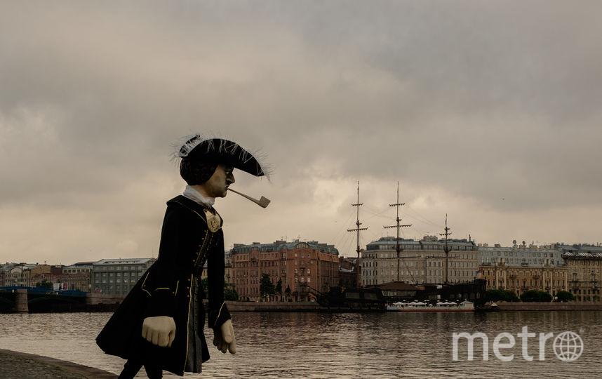 В Петербурге в последнюю неделю года ждут дождь. Фото Getty