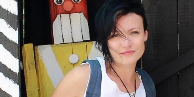 Надежда Столяр, вдова солиста Ансамбля имени Александрова Ивана Столяра.