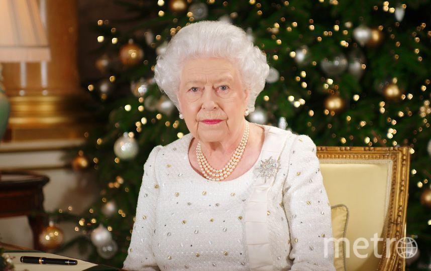 Елизавета II записала речь на Рождество. Фото Getty