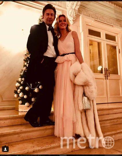 Bosco Бал в Большом. Валерий Сюткин с женой. Фото https://www.instagram.com/violaviva/