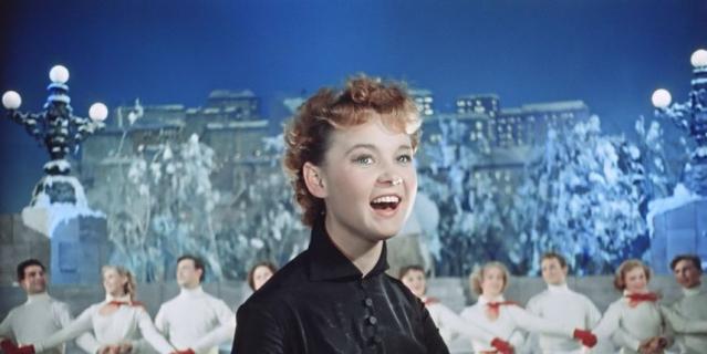 """""""Карнавальная ночь"""", 1956."""