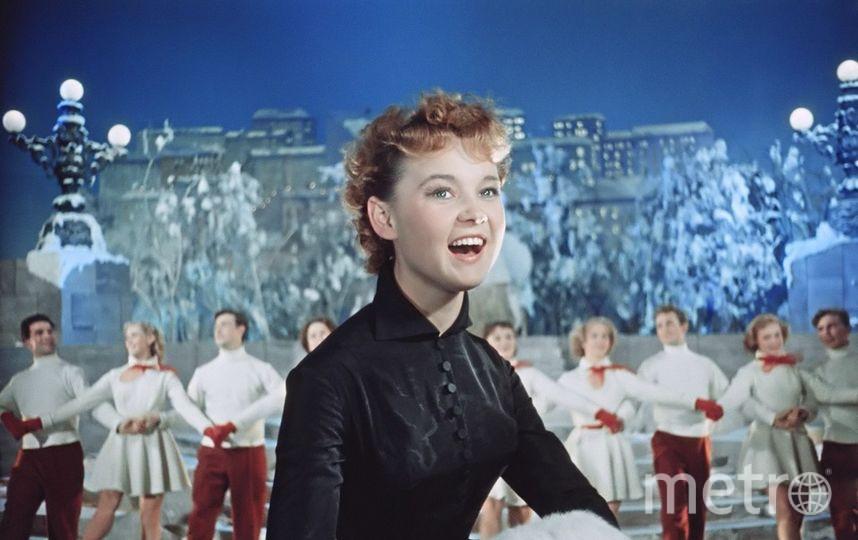 """""""Карнавальная ночь"""", 1956. Фото Скриншот Youtube"""