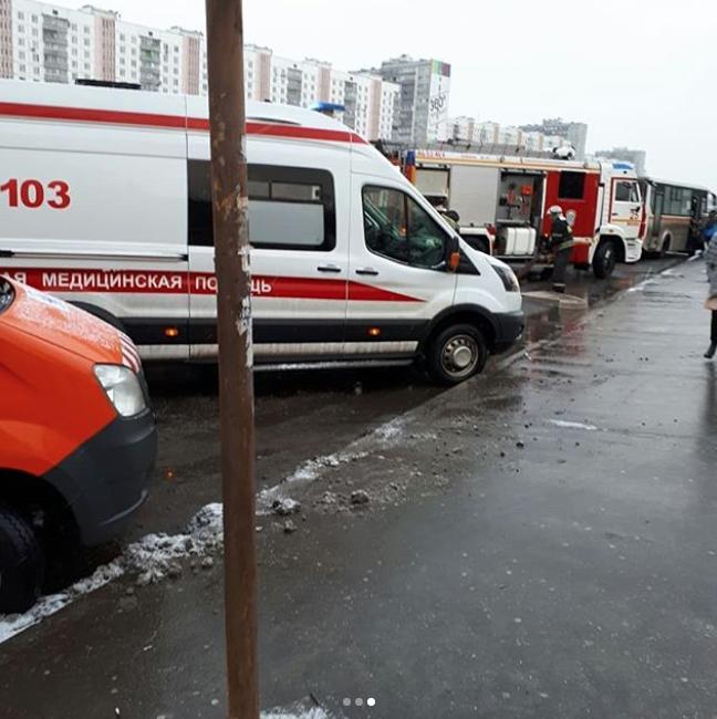 Фото с места событий. Фото Instagram @anatoliy_antonov