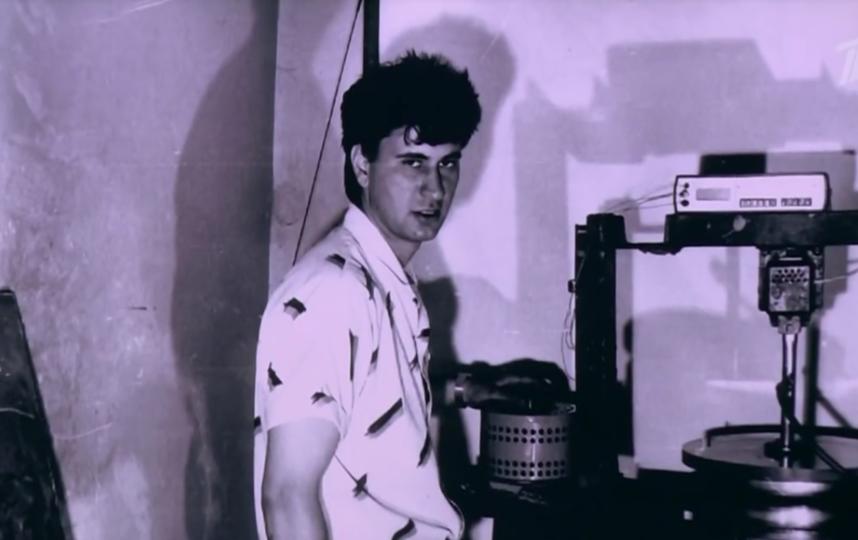 Валерий Меладзе в молодости и сейчас. Фото Скриншот Youtube