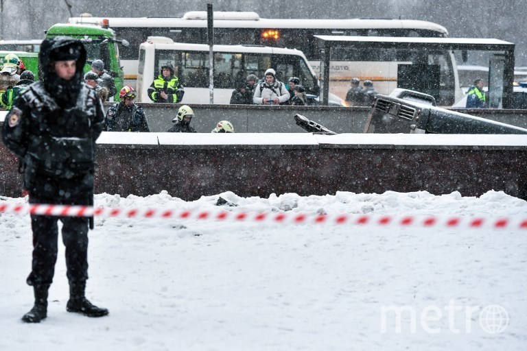 Стали известны имена жертв ипострадавших вДТП в российской столице