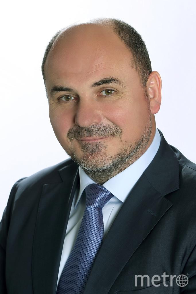 """Игорь Жижикин. Фото """"Metro"""""""