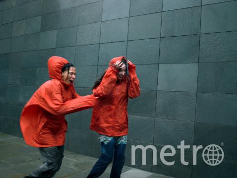 Ветер в Ставрополе достигал 30 м/с. Фото Getty