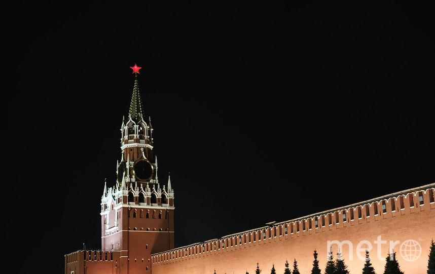 Кремль. Фото Getty