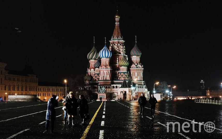 Храм Василия Блаженного. Фото Getty