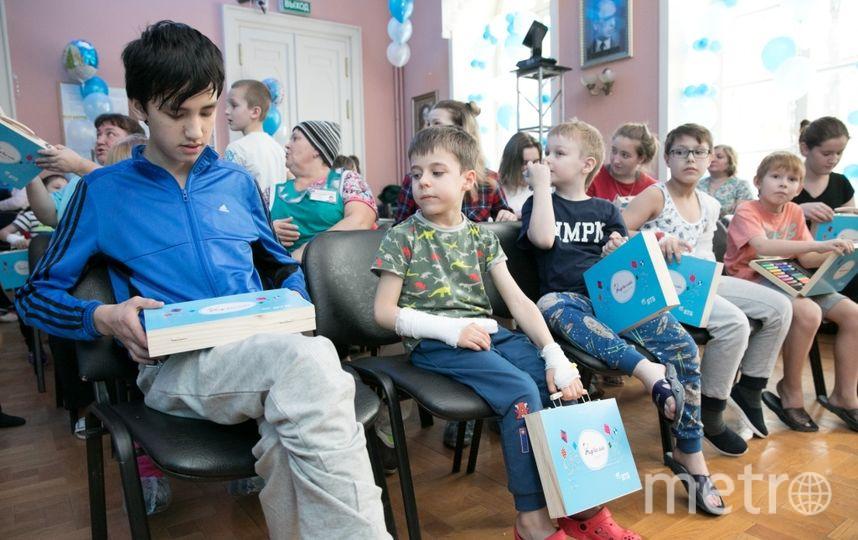 "Благотворительная программа банка ВТБ ""Мир без слёз""."