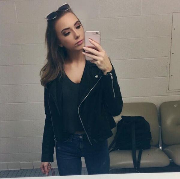 Хэйли Джейд Скотт. Фото Скриншот Instagram: hailiescott1