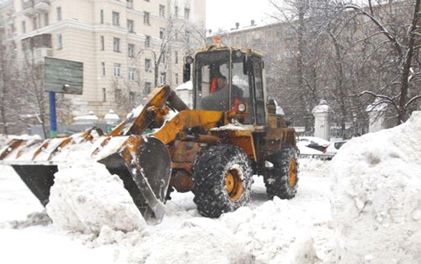 """Две трети петербуржцев недовольны уборкой снега в городе. Фото Архивное фото., """"Metro"""""""