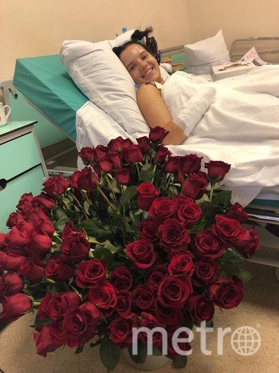 Маргарита в больнице. Фото Екатерина Морозова