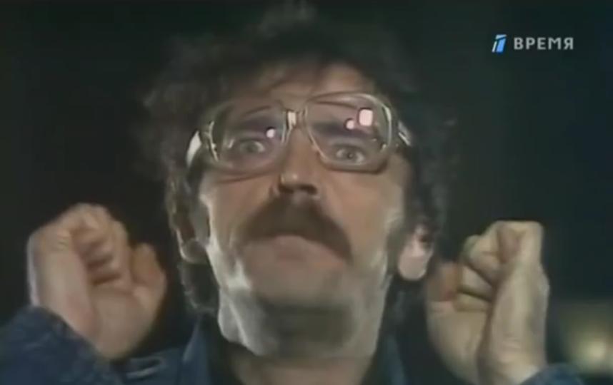 Михаил Боярский в молодости и сейчас. Фото Скриншот Youtube