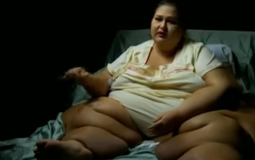Майра Розалес до операций. Фото Скриншот Youtube