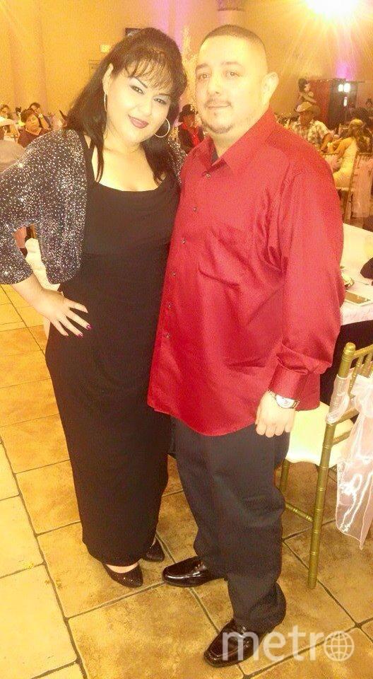 Майра Розалес и её возлюбленный. Фото www.facebook.com/texasvalleygirl2