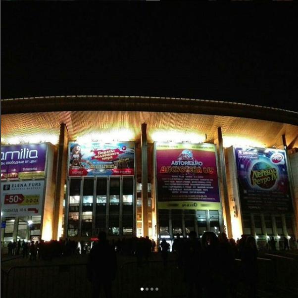Скриншот instagram.com/lionella_belan/?hl=ru.