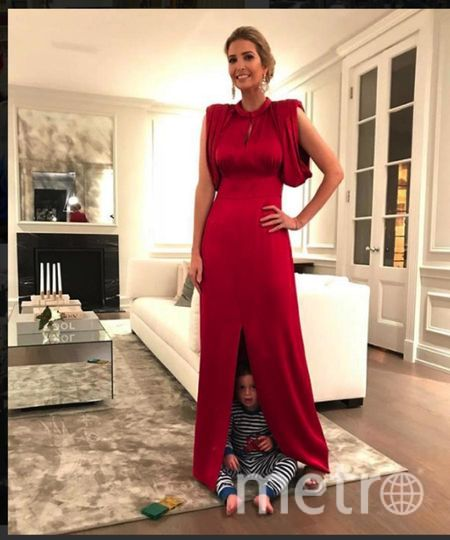 Иванка Трамп. Фото https://www.instagram.com/