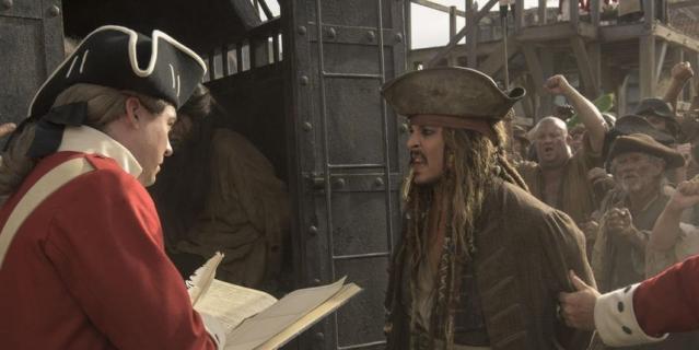 """""""Пираты Карибского моря 5: Мертвецы не рассказывают сказки""""."""