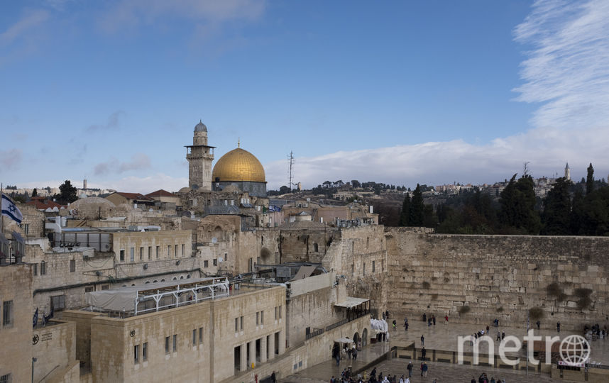 Стена плача, Иерусалим. Фото Getty