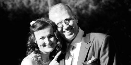 У нас сравнительно молодая весёлая семейка) .....поженились 3 года назад. Фото Морозова Виолетта и Бреусов Валерий