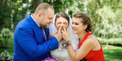 Свадебное фото. Фото Антон и Мария Ефимовы