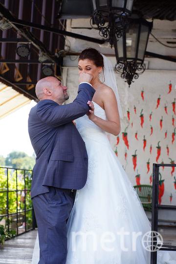 Супруги - Александр Куприянов и Екатерина Супрун (Перчинки). Фото Екатерина