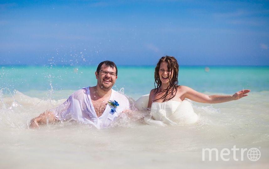 Виктория Бугаева с женой. Фото Виктория Бугаева