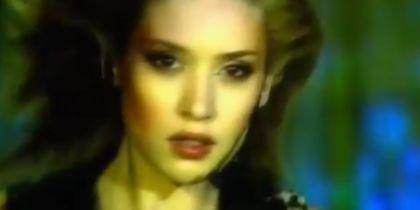 Алена Винницкая в молодости. Фото Скриншот Youtube