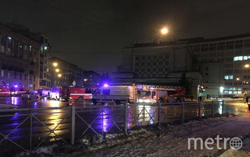 СК: вмагазине вПетербурге взорвалась самодельная бомба