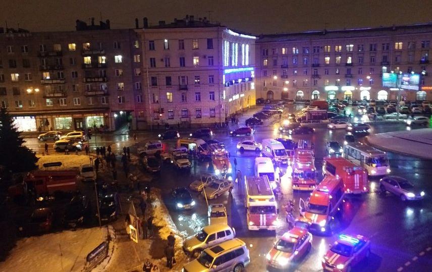 Очевидец взрыва в супермаркете на Кондратьевском прокомментировал случившееся. Фото ДТП и ЧП | Санкт-Петербург | Питер Онлайн | СПб, vk.com