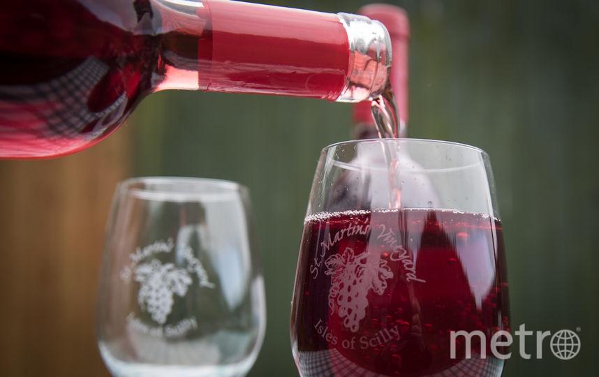 Вино. Фото Getty