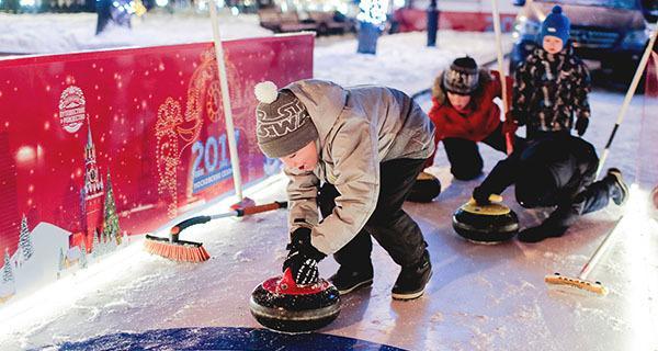 Зимних видов спорта больше, чем вы думаете.