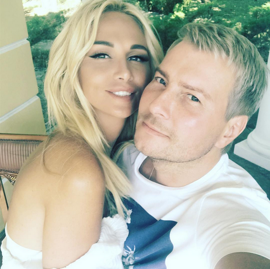 Николай Басков и Виктория Лопырева. Фото Скриншот Instagram: @nikolaibaskov