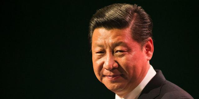 Си Цзиньпин.