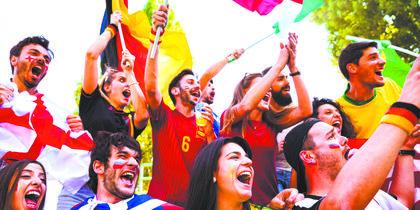 Мир замер в ожидании чемпионата мира по футболу, который пройдёт в 11 городах России. Фото Getty