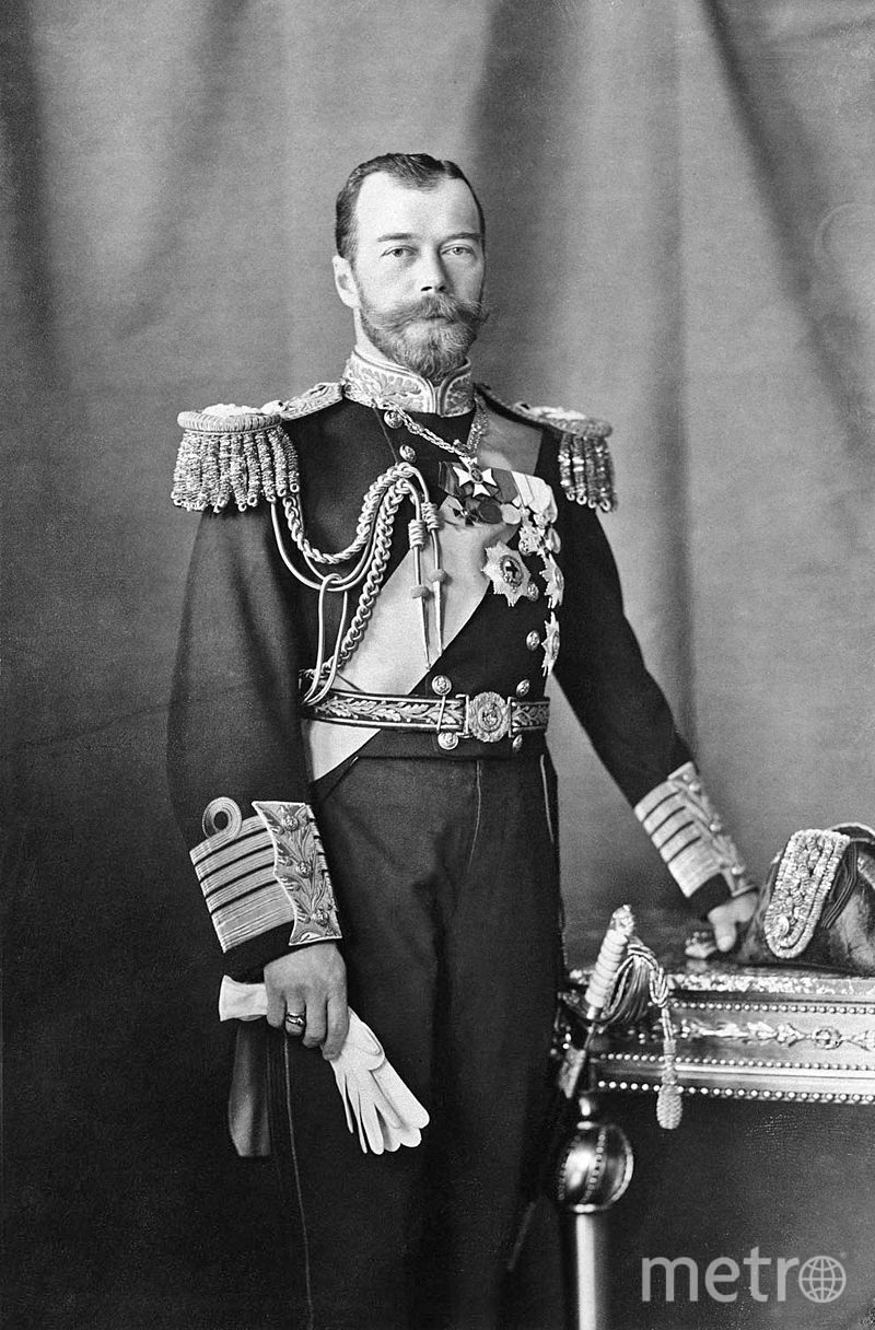 Николай II. Фото Wikipedia/Британская королевская коллекция
