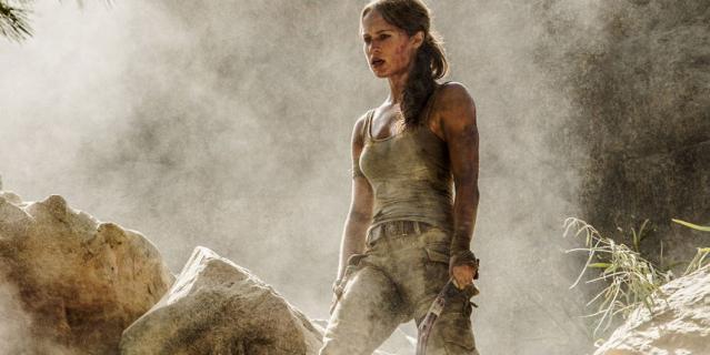 """""""Tomb Raider: Лара Крофт""""."""