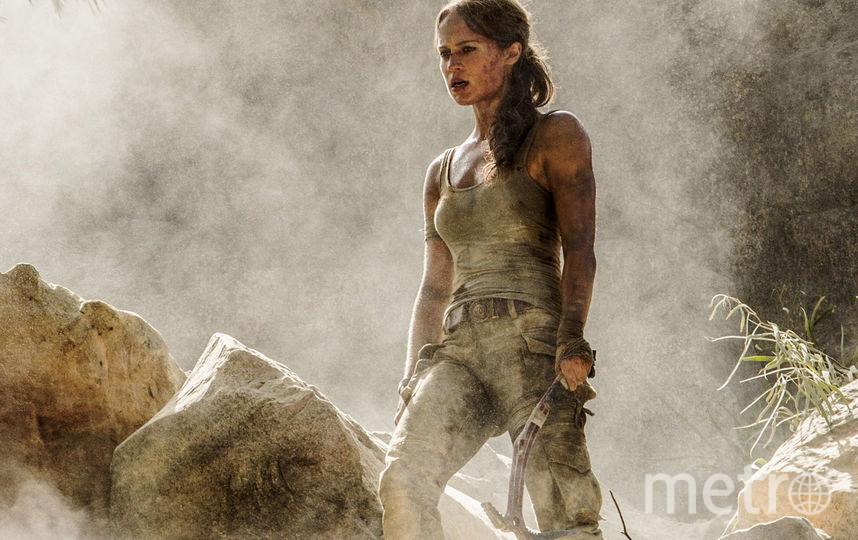 """""""Tomb Raider: Лара Крофт"""". Фото Кадр из фильма"""