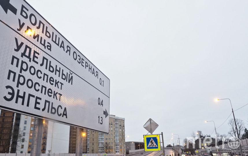 """Открыто движение по Поклонногорскому путепроводу. Фото Святослав Акимов, """"Metro"""""""