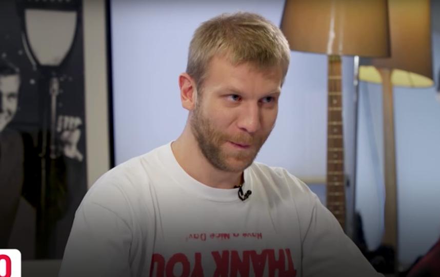 Иван Дорн, певец. Фото Скриншот Youtube