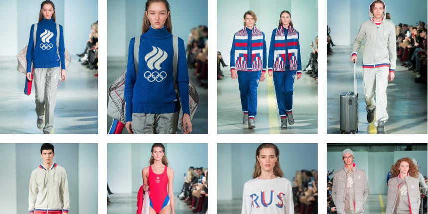 Олимпийская коллекция Zasport. Фото zasport.com